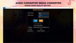 Audio Converter Media Converter – Mp3 Converter slider3