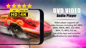 DVD Video Audio Player - Play All Formats slider1