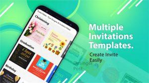 Poster Maker – Flyer Designer & Invitation Maker slider1