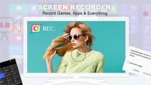 Screen Recorder – Record Audio, Capture, Edit slider3