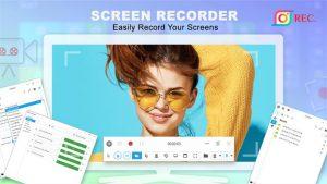 Screen Recorder – Record Audio, Capture, Edit slider4
