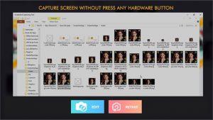 Screenshot Capturing Tool slider2