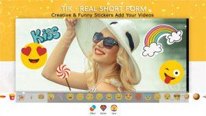 Tik – Real Short Form Mobile Video slider2