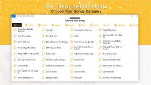 Tik – Real Short Form Mobile Video slider3