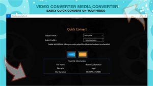 Video Converter Media Converter All Formats- Video to Mp3 slider1