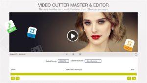 Video cutter master slider1