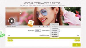 Video cutter master slider3