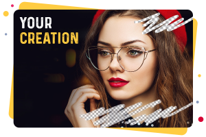 Read more about the article Photo Creation using MagiCut