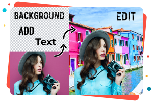 Read more about the article Photo Edit using MagiCut