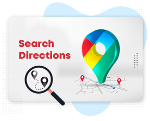 How To Search Directions