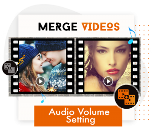 How to customize Audio volume Setting